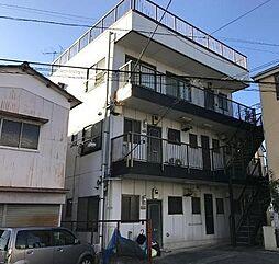 東京都葛飾区西水元5丁目の賃貸マンションの外観