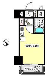 ライオンズマンション河辺第二[504号室号室]の間取り