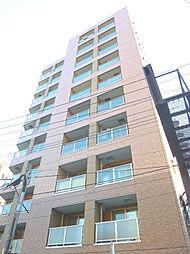 埼玉県川口市本町1の賃貸マンションの外観