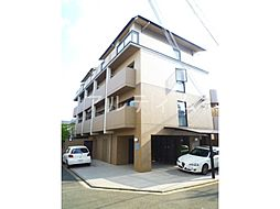 京都府京都市東山区本町21丁目の賃貸マンションの外観