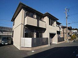 メゾンシャンティ B[1階]の外観