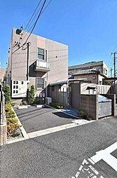 東京都新宿区原町2丁目の賃貸マンションの外観