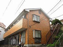 コテージ戸塚[1階]の外観