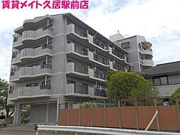 シャトーカワイ[3階]の外観