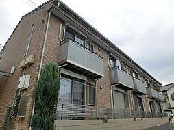 ゼフィールARAI[2階]の外観