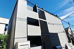 プランドール小路東[1階]の外観