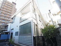 東京都足立区千住4丁目の賃貸アパートの外観