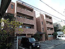 京都府宇治市六地蔵町並の賃貸マンションの外観