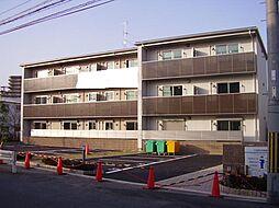 大阪府堺市堺区九間町西3丁の賃貸マンションの外観
