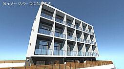 仮)南的ヶ浜JBRマンション[401号室]の外観