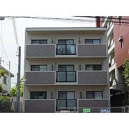 京都府宇治市広野西裏の賃貸マンションの外観