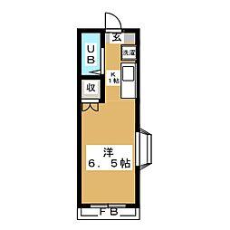 【敷金礼金0円!】フジハイツ
