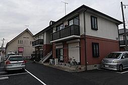 HITOMIハイツB[201号室]の外観