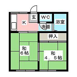 東岡崎駅 3.5万円