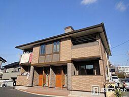 愛知県豊田市市木町8丁目の賃貸アパートの外観