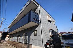千葉県船橋市三山5の賃貸アパートの外観