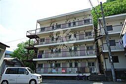 兵庫県神戸市須磨区妙法寺字口ノ川の賃貸マンションの外観