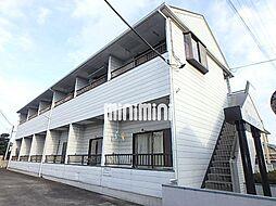 タウンハウスとよおか[2階]の外観
