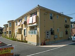 ミゾノカワB棟[103号室]の外観