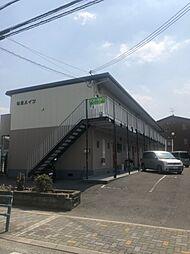 松田ハイツ[1階]の外観