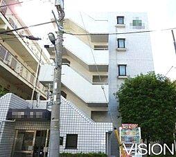 東京都北区東十条6丁目の賃貸マンションの外観