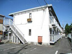 京都府木津川市相楽神後原の賃貸アパートの外観