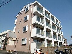 大阪府藤井寺市野中2丁目の賃貸マンションの外観
