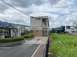 近鉄大阪線 河内山本駅 徒歩27分の賃貸アパート