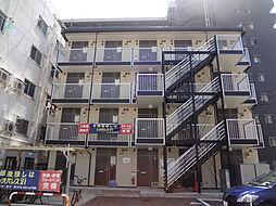 兵庫県神戸市兵庫区駅南通2丁目の賃貸アパートの外観