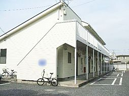 神奈川県藤沢市鵠沼神明2丁目の賃貸アパートの外観