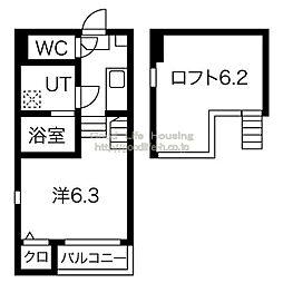 東仙台駅 4.7万円