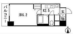 プレサンスSAKAE白川公園Ⅱ[11階]の間取り