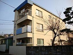 吉田コーポ[201号室]の外観
