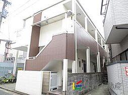福岡県福岡市博多区諸岡6丁目の賃貸アパートの外観