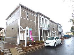 埼玉県川口市前川2丁目の賃貸アパートの外観
