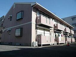 千葉県流山市向小金1丁目の賃貸アパートの外観