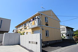 タカラコーポ[2階]の外観