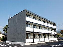 長野県松本市平田東1丁目の賃貸マンションの外観