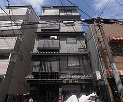 京都府京都市東山区亀井町の賃貸マンションの外観