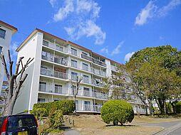 近鉄東生駒ガーデンハイツF[5階]の外観