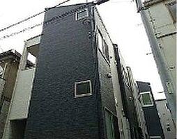 東京都豊島区南池袋4丁目の賃貸アパートの外観