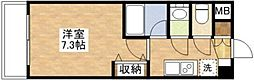 レオングラン新大阪レジデンス[13階]の間取り