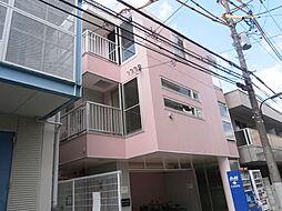アドバンス高田馬場[1階]の外観