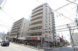東明マンション江坂2[7階]の外観