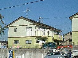 ルーエックII[1階]の外観