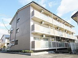 滋賀県甲賀市水口町貴生川2丁目の賃貸マンションの外観