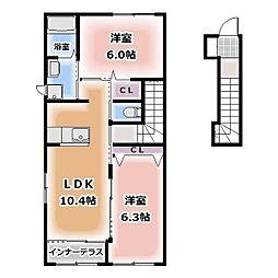 稲沢駅 6.7万円