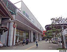 西荻窪駅(現地まで800m)