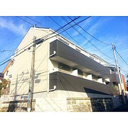 エクセレンス日吉本町[201号室]の外観