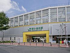 JR中央線「東小金井」駅徒歩17分